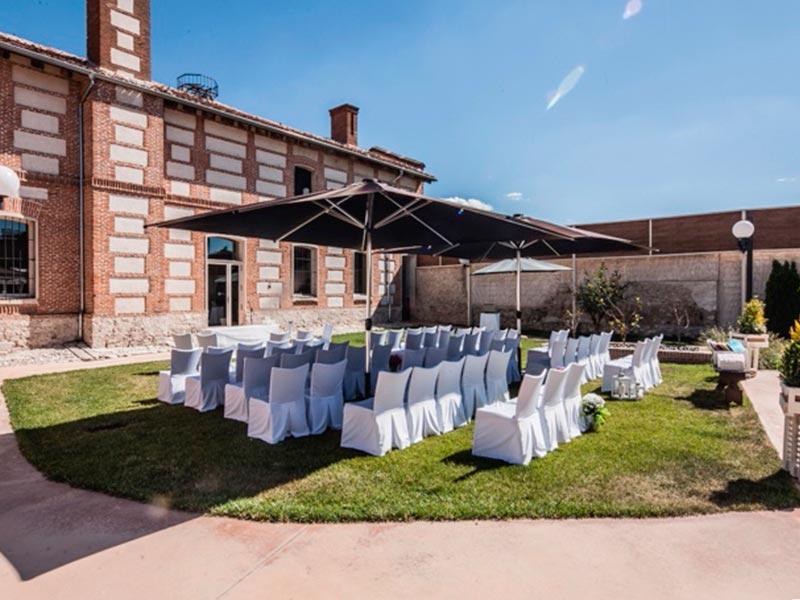 Instalaciones 12 - Bodas, eventos, gastronomia en Valladolid - Palacio del Postigo