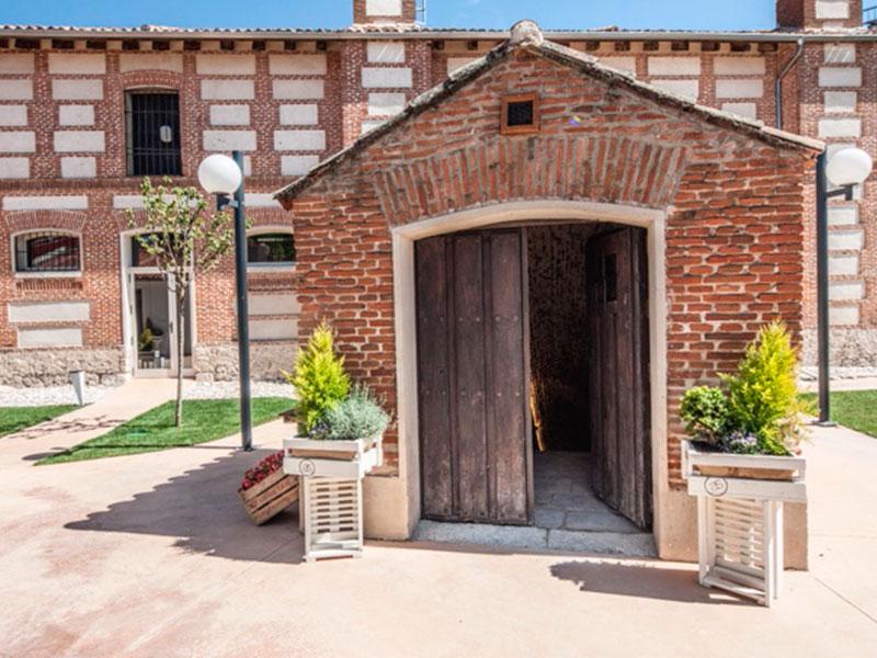Instalaciones 18 - Bodas, eventos, gastronomia en Valladolid - Palacio del Postigo