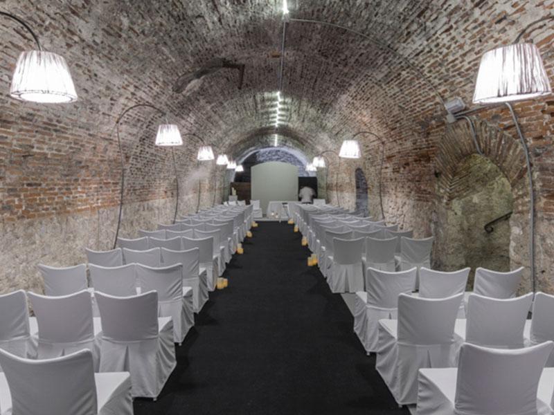 Instalaciones 15 - Bodas, eventos, gastronomia en Valladolid - Palacio del Postigo