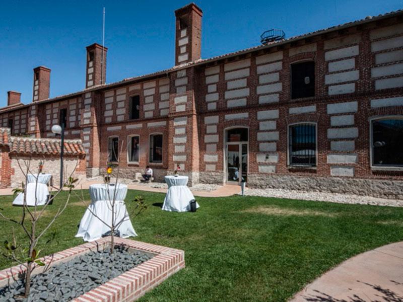Instalaciones 16 - Bodas, eventos, gastronomia en Valladolid - Palacio del Postigo