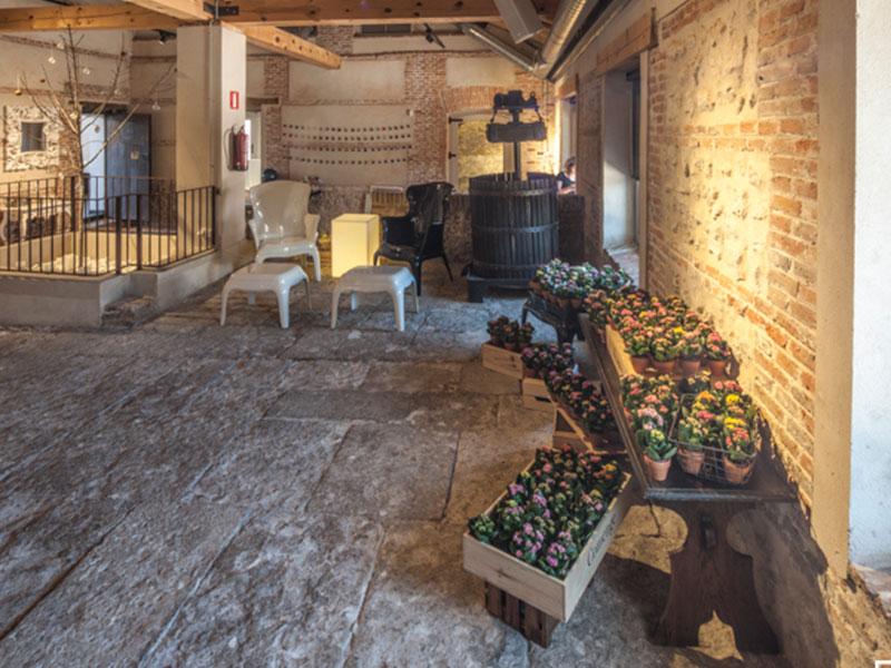 Instalaciones 23 - Bodas, eventos, gastronomia en Valladolid - Palacio del Postigo