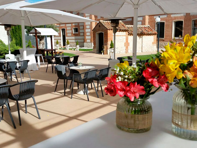 Instalaciones 24 - Bodas, eventos, gastronomia en Valladolid - Palacio del Postigo