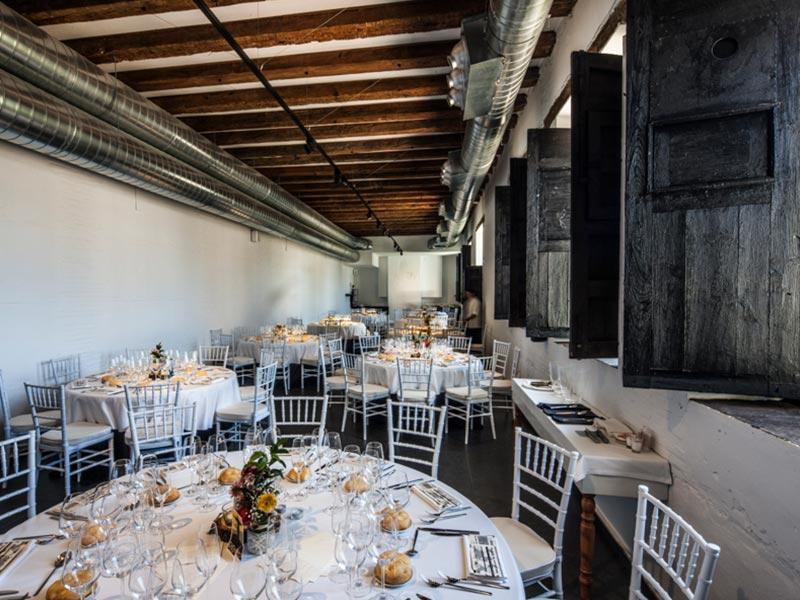 Instalaciones 4 - Bodas, eventos, gastronomia en Valladolid - Palacio del Postigo
